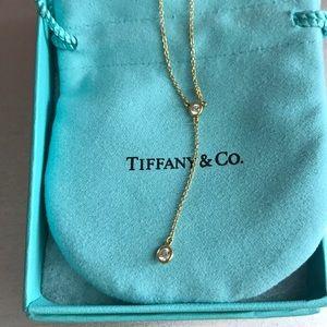 Tiffany Elsa Peretti Diamonds by the Yard Necklace